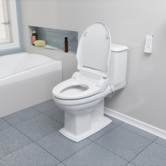 Swash Se600 Advanced Bidet Seat Brondell