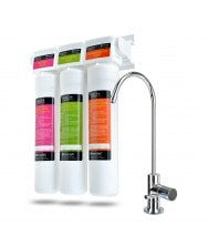 Coral UC300 Three-Stage Under Counter Water Filter System