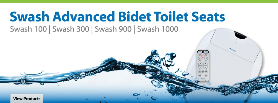 Swash Advanced Bidet Toilet Seats